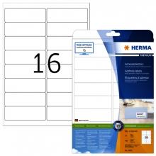 , Etiket Herma 5075 A4 99.