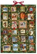 Weihnachtszahlen-Galerie Adventskalender