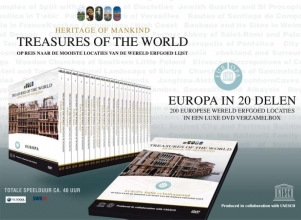 World Of Herritage Europa Compleet