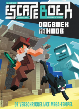 Cube Kid , Escape boek