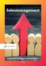 Arnold Steenbeek Gerbrand Rustenburg, Salesmanagement