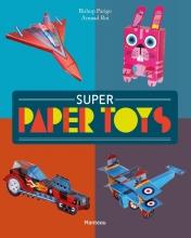 Roi, Arnaux Super paper toys