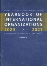 , Yearbook of International Organizations 2020-2021, Volumes 1A & 1B (SET)