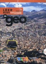, De Geo LRN-line online + boek 2 vmbo-kgt
