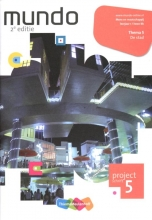Hannebeth  Haffmans, Anita ter Hofte, Mundo 1 lwoo-bk De stad Projectschrift 5