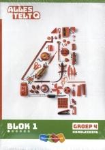 , Alles telt Q blok 1 groep 4 handleiding