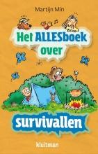 Martijn  Min Het allesboek over survivallen