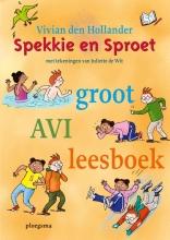 Vivian den Hollander , Spekkie en Sproet groot AVI leesboek