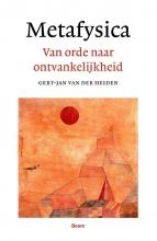 Gert-Jan van der Heiden , Metafysica