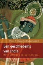 Winand M.  Callewaert, Idesbald  Goddeeris Een geschiedenis van India