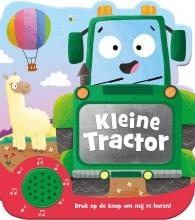 , Geluidboek Kleine Tractor