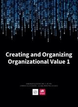 Creating & Organizing organizational value 1