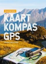 Frans Welkamp , Zakboek Kaart Kompas GPS