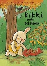 Guido Van Genechten Rikki en de eekhoorn