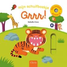 Nathalie Choux Grrr! Mijn schuifboekje