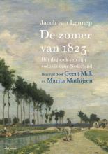 Marita Mathijsen Jacob van Lennep  Geert Mak, De zomer van 1823
