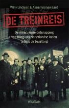 Aline Pennewaard Willy Lindwer, De treinreis