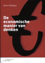 Geert Woltjer De economische manier van denken