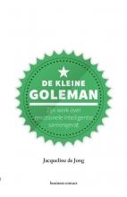 Jacqueline de Jong , De kleine Goleman