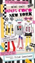 Niki Smit , 100% Coco New York 6 CD Luisterboek