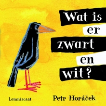 Petr  Horacek Wat is er zwart en wit?