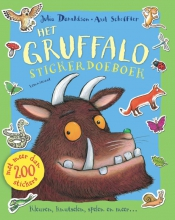 Julia  Donaldson Het Gruffalo Stickerdoeboek