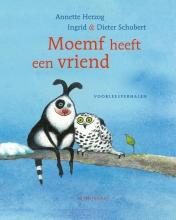 Annette  Herzog Moemf heeft een vriend