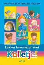 Pieter Feller , Lekker leren lezen met Kolletje!