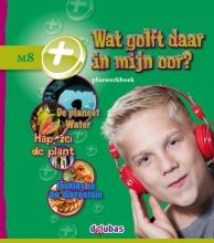 Stefan de Vries Anne Firet, Pluswerkboek M8