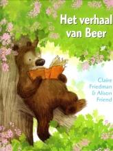 Claire Freedman , Het verhaal van Beer