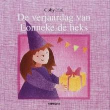 Coby  Hol De verjaardag van Lonneke de heks