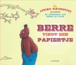 Annemie  Berebrouckx Berre vindt een papiertje