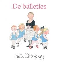 Helen  Oxenbury De balletles