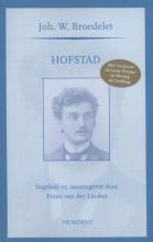 Joh. W.  Broedelet Hofstad - Joh. W. Broedelet - Prominent-reeks