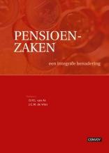 Donald van As Joop de Vries, Pensioenzaken