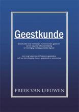 Freek van Leeuwen , Geestkunde