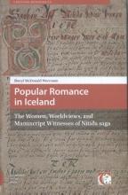 Sheryl  McDonald Werronen Crossing Boundaries: Turku Medieval and Early Modern Studies Popular Romance in Iceland