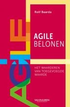 Rolf  Baarda Agile belonen