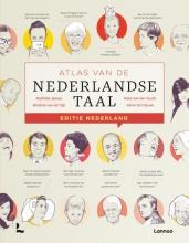 Mathilde  Jansen, Nicoline van der Sijs, Fieke Van der Gucht, Johan  De Caluwe Atlas van de Nederlandse taal  Nederland