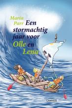 Maria  Parr Een stormachtig jaar voor Olle en Lena