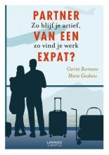 Marie Geukens Carine Bormans, Partner van een expat?