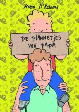 Koen  D`haene De plannetjes van papa