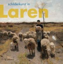 Emke Raassen-Kruimel , Schilderkunst in Laren