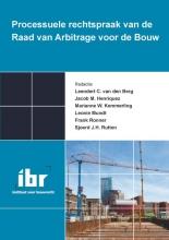 Processuele rechtspraak van de Raad van Arbitrage voor de Bouw