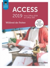 Wilfred de Feiter , Handboek Access 2019
