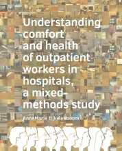 Anne Marie Eijkelenboom , Understanding comfort and health of outpatient workers in hospitals, a mixed-methods study
