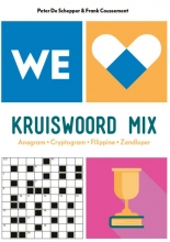 Frank Coussement Peter De Schepper, We Love Kruiswoord Mix