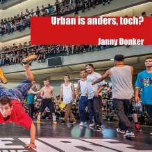 Janny Donker , Urban is anders, toch?