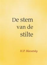 H.P. Blavatsky , De stem van de stilte