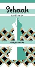 Daniël  Doorn Schaak notatieboekje